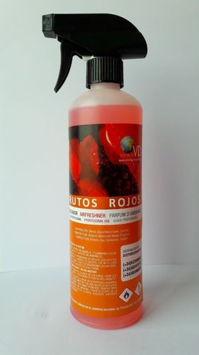 AMBIENTADOR FRUTOS ROJOS 500 ML